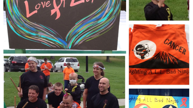 Fighting A.L.L. Bad Ninjas 5k Charity Race